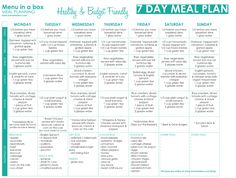 carb cycling meal plan pdf - Google Search   Healthy Meal ...