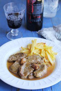 Solomillo-al-whisky-receta-(5) Japchae, Beef, Chicken, Cooking, Ethnic Recipes, Food, Gastronomia, Lobster Stew, Spanish Kitchen
