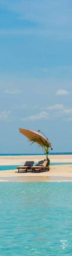 Hideaway Beach Resort & Spa Maldives | LOLO❤︎