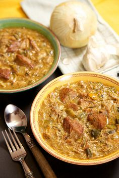 Four Pepper Slow Cooker Chile Verde from Everyday Southwest