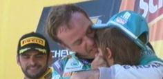 Rádio Web Mix Esporte&Som: Rubens Barrichello venceu a corrida do milhão