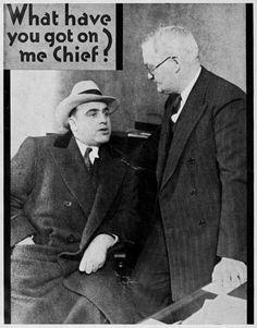 Al Capone.