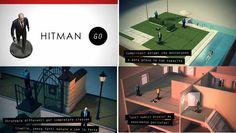 Hitman GO, bellissimo gioco di strategia ora su App Store
