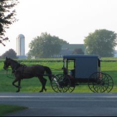 Amish Country...peaceful...