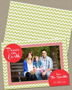 Blessed Christmas Card Customized with your by PlusTwoDesigns ...