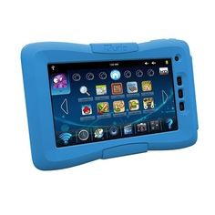 Kurio Kids Tablet with Android 4.0 - 7-Inch 4 GB Tons of preloaded content