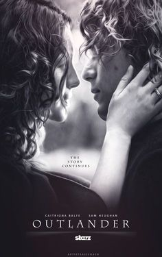 artistsassenach: Jamie x Claire: Outlander Poster Edit This is gorgeous: