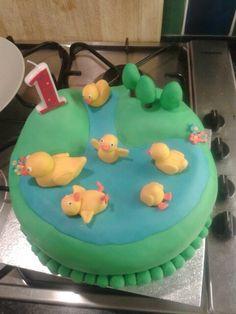 5 little ducks.
