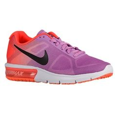 finest selection 2b665 3afcb ... Women s Nike Air Max Sequent Running Shoe in Fuchsia Glow ...
