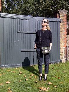 Katie Hillier, veryfirstto.com Luxforecast Connoisseur. Image via The Daily.
