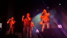 """Good Ol' Country Harmony"" Home Free in Fargo, ND 11-8-2015"