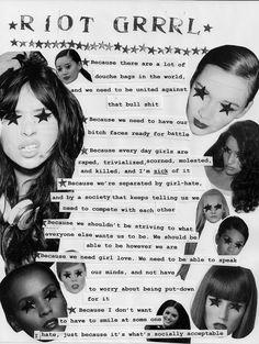 Riot Girl Quotes. QuotesGram