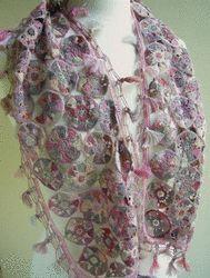 sophie digard  Illicum Verum scarf