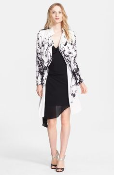 Haute Hippie Print Silk Anorak available at #Nordstrom