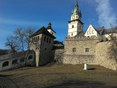 Kremnický hrad Medieval Castle, Central Europe, Place Of Worship, Bratislava, Eastern Europe, Capital City, Czech Republic, Hungary, Barcelona Cathedral