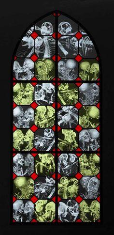 Wim Delvoye Willie Cole, Wilhelm Sasnal, Sculpture Art, Sculptures, Vanitas Vanitatum, Leaded Glass Windows, Colorful Paintings, Conceptual Art, Public Art