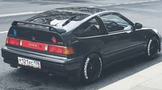 Honda Crx, Honda Civic, Car Mods, Japan Cars, Car Stickers, Car Stuff, Fast Cars, Cars And Motorcycles, Cyber