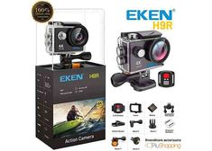 Offerta su eBay ✅ € 59,90 anzichè 83,90  🚚 Spedizione GRATUITA VAI ALL'OFFERTA La EKEN® H9R è una sport action cam pensata per gli amanti Action, Foto E Video, Wi Fi, Usb, Daily Deals, Sports, Italy, Hs Sports, Group Action
