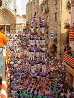 Els castellars, Catalonia