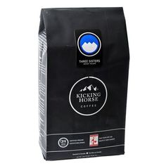 Kicking Horse Coffee Three Sisters Medium, Whole Bean Coffee, 2.2 Pound Pouch: Sale Price: $26.95