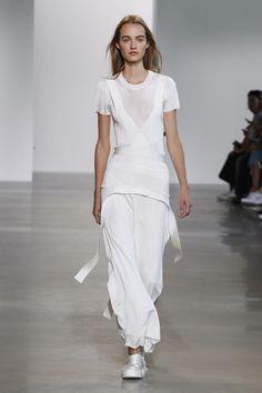 Calvin Klein   Spring 2016   Look 27