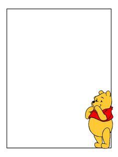 Journal Card - Pooh giggling - 3x4 photo dis_534_Pooh_giggle.jpg