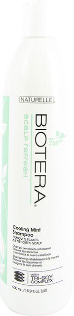 Biotera Naturelle Cooling Mint Shampoo 500ml