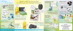"""Der aktuelle Flyer """"ich mag's frisch"""", bestellbar ab dem 12.04.2016 per Mail, telefonisch oder in meinem Online Shop"""