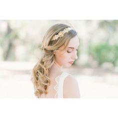 """Headband de mariée """"FLORA"""" - Place du Mariage"""