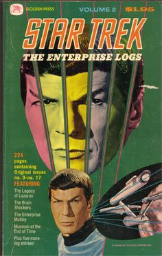 1976 Star Trek Enterprise Logs comic