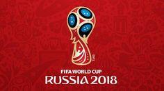 Kürzlich vorgestellt das #Logo für die Fußball-WM 2018. Wie findet ihr es? Kitschig? Gute Lösung? Ich mag die Schrift.