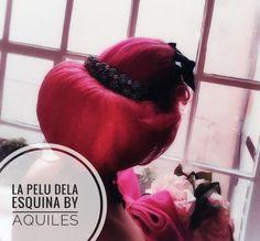 La Pelu De La Esquina by Aquiles  144 Colección novia actual