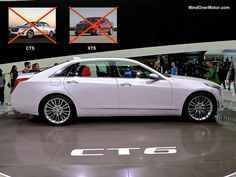 The new Cadillac CT6 is a lot more indicative for the future of Cadillac than anyone has yet realized. Click to read my take on the matter.