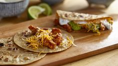 New Mexico Chicken Tacos | Recipe | The Fresh Market - Ingredients and step-by-step recipe for New Mexico Chicken Tacos. Find more gourmet recipes and meal ideas at The Fresh Market today!
