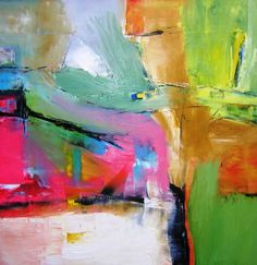 Peter Lanyon painting