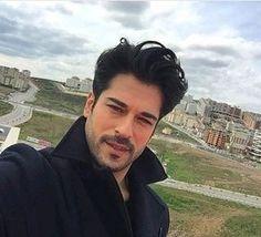 Turkish Men, Turkish Actors, Instagram Story Questions, Burak Ozcivit, Hair Blog, Perfect Man, Cute Guys, Kara, Actors & Actresses