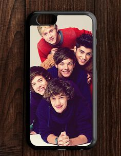 1D One Direction Harry Liam Zayn Nial Louis Boyband iPhone 6   6S Case