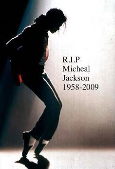 Michael Jackson   He should still be here