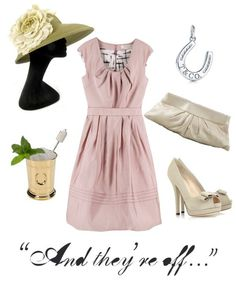 derby anyone?  Never going probably but I love this dress!