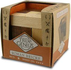 True Genius Roman Bricks Puzzle