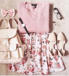 Cute Outfit | via Tumblr