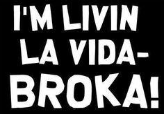 La Vida Broka--All That Spam: July 2013