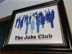 Here is a picture frame of the Jobs Club.  Started this in early-2014.  Hoping to bring good luck to the supporters and the state of Michigan.