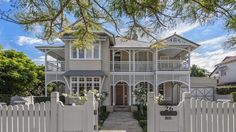 Snapped up: 26 Mayfield Street, Ascot, was listed with a price range of $7.5 million to $8.5 million.