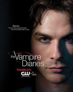 The Vampire Diaries 27x40 TV Poster (2009) – etriggerz.com