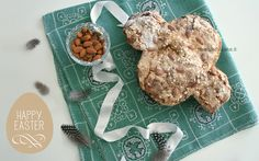#easter #dove #colomba #almond #cake