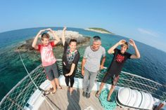 Diving in Croatia, Murter, Jezera