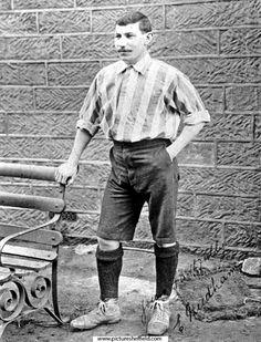 Ernest Needham, prince of halfbacks