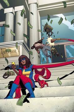 Ms. Marvel #6.