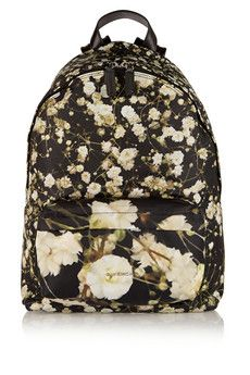 Givenchy Backpack in printed shell | NET-A-PORTER